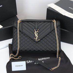 Yves Saint Laurent Medium Envelope Shoulder Bag
